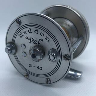 Heddon Pal P-41 ダイレクトリール 絶好調!よく回ります♪(リール)