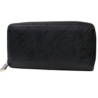 LOUIS VUITTON - 美品 ルイヴィトン エピ ジッピー 長財布 ノワールxホットピンク J3974