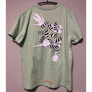クロムハーツ(Chrome Hearts)のクロムハーツ PPO MATTY BOY Tシャツ ライトグリーン(Tシャツ/カットソー(七分/長袖))