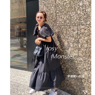 Mystrada - ■新品■ rosy Monsterスクエアネックワンピース♡
