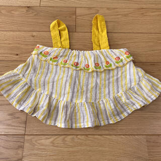 プチジャム(Petit jam)のプチジャム ビスチェ90(Tシャツ/カットソー)