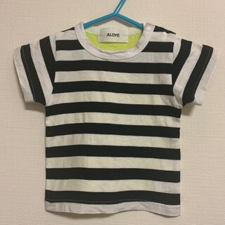 アロイ(ALOYE)のALOYE アロイ Tシャツ 80(Tシャツ)