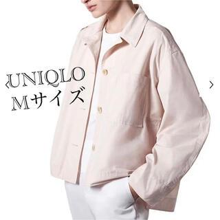 ユニクロ(UNIQLO)のユニクロ+J オーバーサイズシャツジャケット(その他)