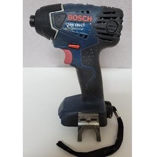ボッシュ(BOSCH)のBOSCH ボッシュ インパクト ドライバー 18v 充電器 バッテリー セット(工具)