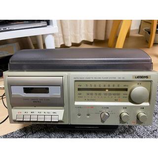 LIEBEINS レコードレコードプレーヤーSW-150GA(ターンテーブル)