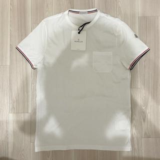 MONCLER - [新品同様]モンクレール トリコロール Tシャツ L