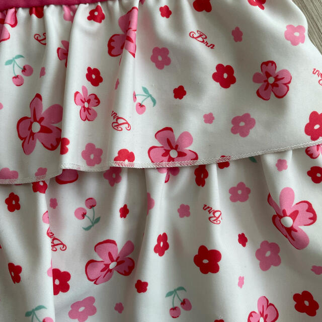 Branshes(ブランシェス)のブランシェス 水着 100 キッズ/ベビー/マタニティのキッズ服女の子用(90cm~)(水着)の商品写真