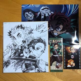 鬼滅の刃 無限列車DVD  アニメイト特典(その他)
