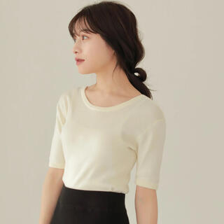 L'Or Short Sleeve Knit