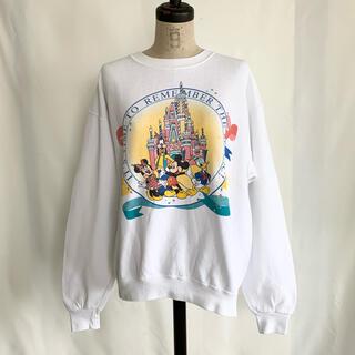 ディズニー(Disney)のWalt Disney 90s 25th anniversaryスウェット(スウェット)