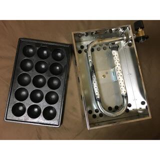 イワタニ(Iwatani)のIwatani たこ焼器 カセットガスジュニア CB-JRTK(たこ焼き機)
