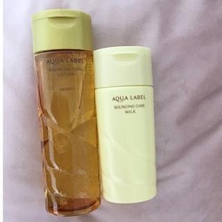 AQUALABEL - AQUA LABEL 化粧水・乳液 アクアレーベル