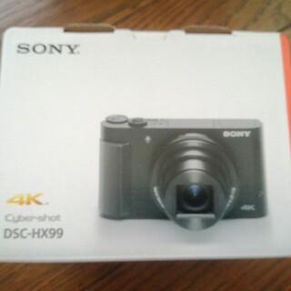 SONY - 新品未開封  サイバーショット DSC-HX99