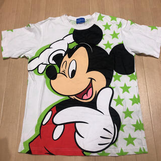 Disney - ディズニー Tシャツ M ランド シー