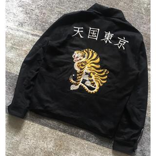 WACKO MARIA - 最高の虎刺繍 即完売 入手困難 ワコマリア 天国東京 タイガー ベトジャン S