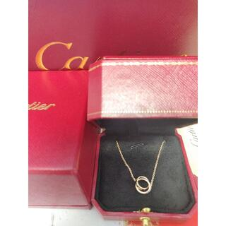 Cartier - カルティエ  ネックレス ダイヤ