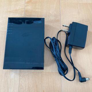 無線LAN Wi-Fiルーター corega CG-WLR300NM(PC周辺機器)