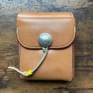 goro's - 美品❗️ゴローズ 二つ折り財布 サドルレザー