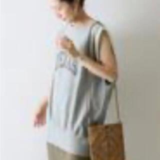 FRAMeWORK - 【VOTE MAKENEW CLOTHESノースリーブスウェットフレームワーク