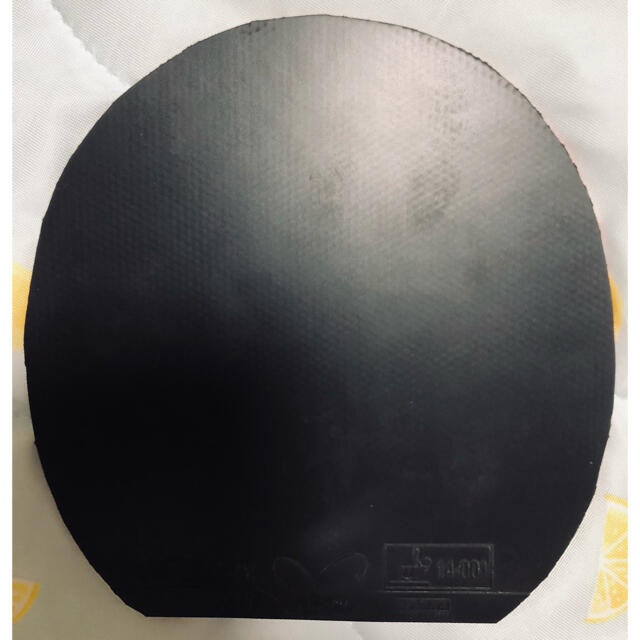 BUTTERFLY(バタフライ)の卓球ラバー テナジー 05 赤 黒 特厚 2枚セット スポーツ/アウトドアのスポーツ/アウトドア その他(卓球)の商品写真