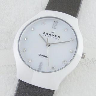 スカーゲン(SKAGEN)の新品 SKAGEN 腕時計 レディース 817SWLMLCI カジュアル(腕時計)