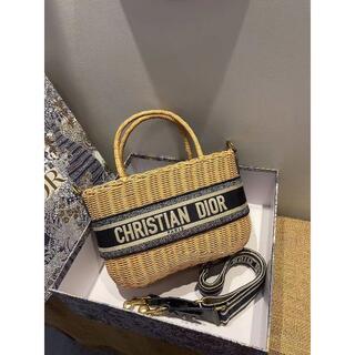Christian Dior - ディオール dior バスケットバッグ