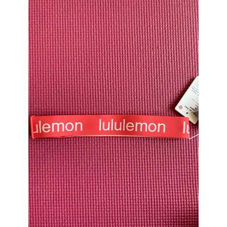 lululemon - 【新品】lululemon ルルレモン ヘアバンド