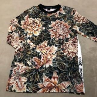 Y-3 - Y-3 フラワーカモ Tシャツ カットソー XS