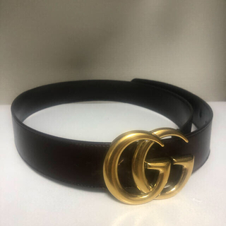 Gucci - GUCCI ベルト GG
