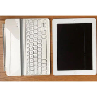 Apple - iPad第4世代 64GB wifi キーボード