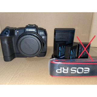 Canon - EOS RP 値段交渉いたします クーポン期間限定価格