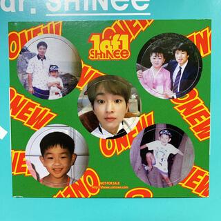 シャイニー(SHINee)のSHINee 1of1 メンコ  オニュ(アイドルグッズ)