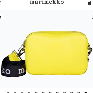 マリメッコ(marimekko)の新品! マリメッコ Gratha ショルダーバッグ(ショルダーバッグ)