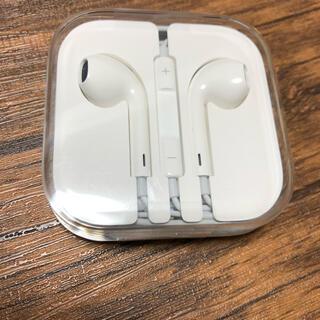 アップル(Apple)のApple 純正イヤフォン(ヘッドフォン/イヤフォン)