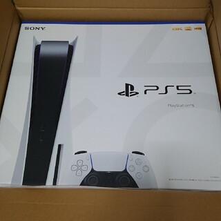 [新品未開封] PS5本体 ディスクドライブ CFI-1000A01