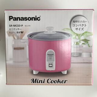 パナソニック ミニクッカー 炊飯器 (炊飯器)