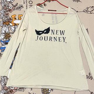 フリーズマート(FREE'S MART)の古着 tシャツ FREE'S MART ロゴ プリント tシャツ 長袖 tシャツ(カットソー(長袖/七分))
