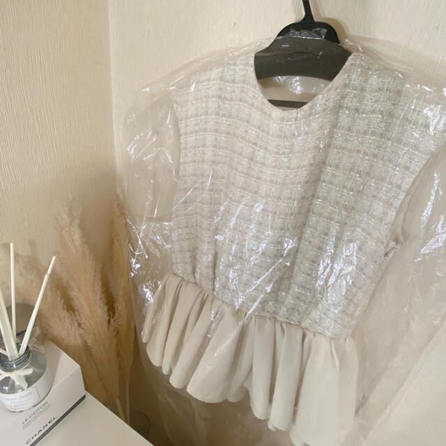 eimy istoire(エイミーイストワール)のsheller シェリエ 完売品 レディースのトップス(カットソー(半袖/袖なし))の商品写真