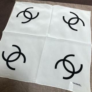シャネル(CHANEL)のシャネル シルクスカーフ&セリーヌスカーフ(バンダナ/スカーフ)