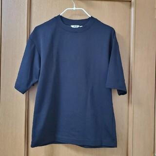 UNIQLO - ユニクロ エアリズムコットン オーバーサイズTシャツ XS