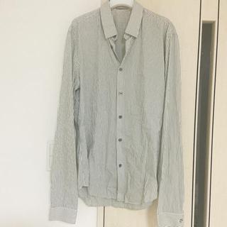 Balenciaga - BALENCIAGA  ♡ ストライプシャツ