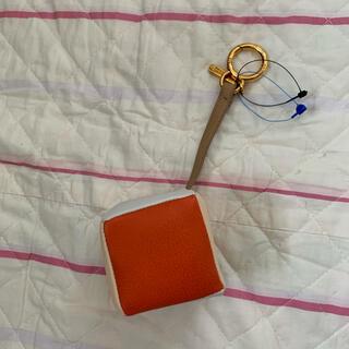 FENDI - フェンディFENDIバッグチャーム立体キューブ型