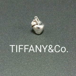 Tiffany & Co. - 中古 ティファニー アップルネックレス チャーム