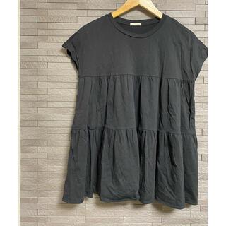 GU - GU ティアードTシャツ