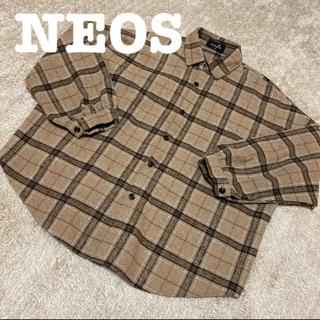 HARE - NEOS ネオス チェックシャツ