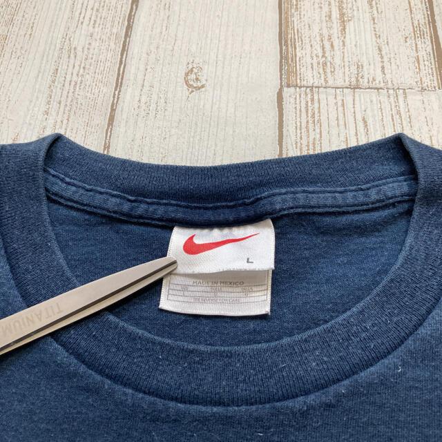 NIKE(ナイキ)のNIKE Tシャツ 銀タグ ビックシルエット オールドナイキ 古着 tee メンズのトップス(Tシャツ/カットソー(半袖/袖なし))の商品写真