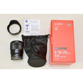 SONY - Vario-Tessar T* E 16-70mm F4 ZA OSS