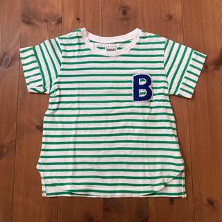 Branshes - ブランシェス ボーダーTシャツ 120cm