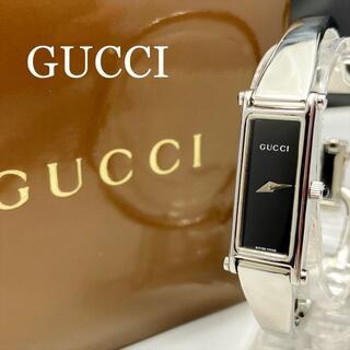 グッチ(Gucci)の新品仕上 新品電池 グッチ GUCCI 1500L 腕時計 レディース バングル(腕時計)