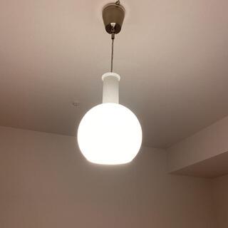 フランフラン(Francfranc)のFrancfranc フランフラン 電球 電気 ライト ホワイト(天井照明)